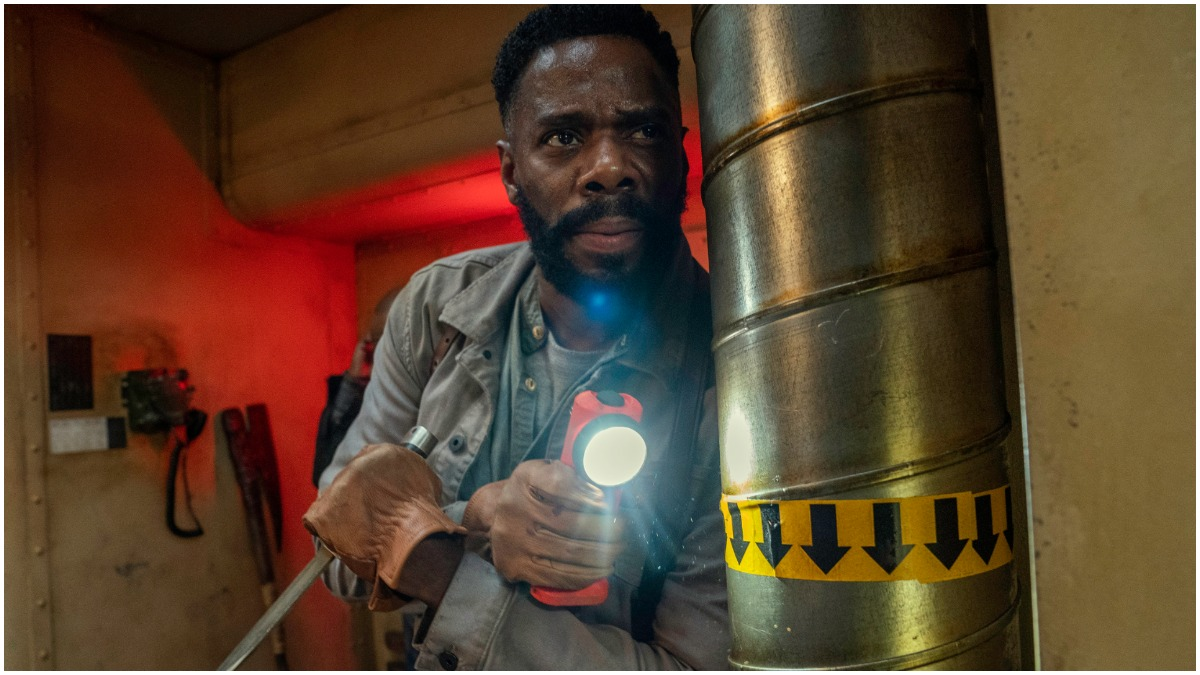 Colman Domingo stars as Victor Strand, as seen in Episode 15 of AMC's Fear the Walking Dead Season 6