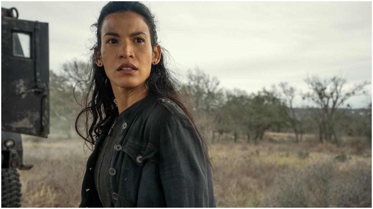 Danay Garcia stars as Luciana, as seen in Episode 16 of AMC's Fear the Walking Dead Season 6