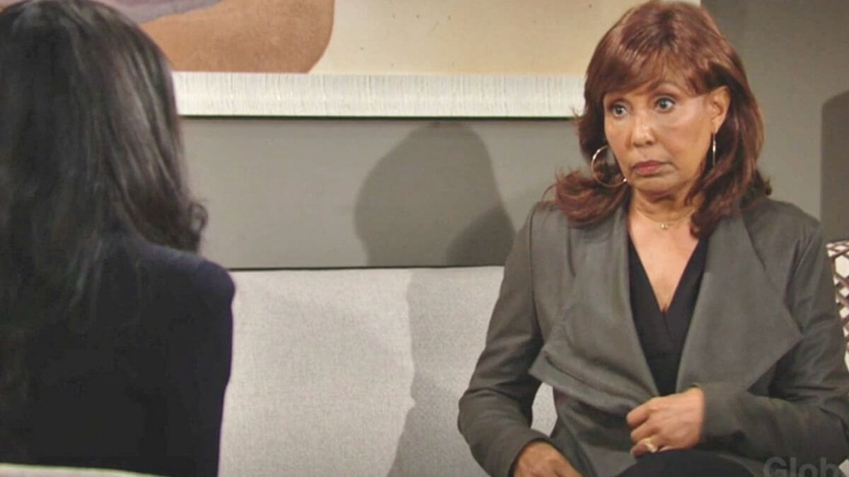 Denise on The Young and the Restless: Who is she and who plays her?