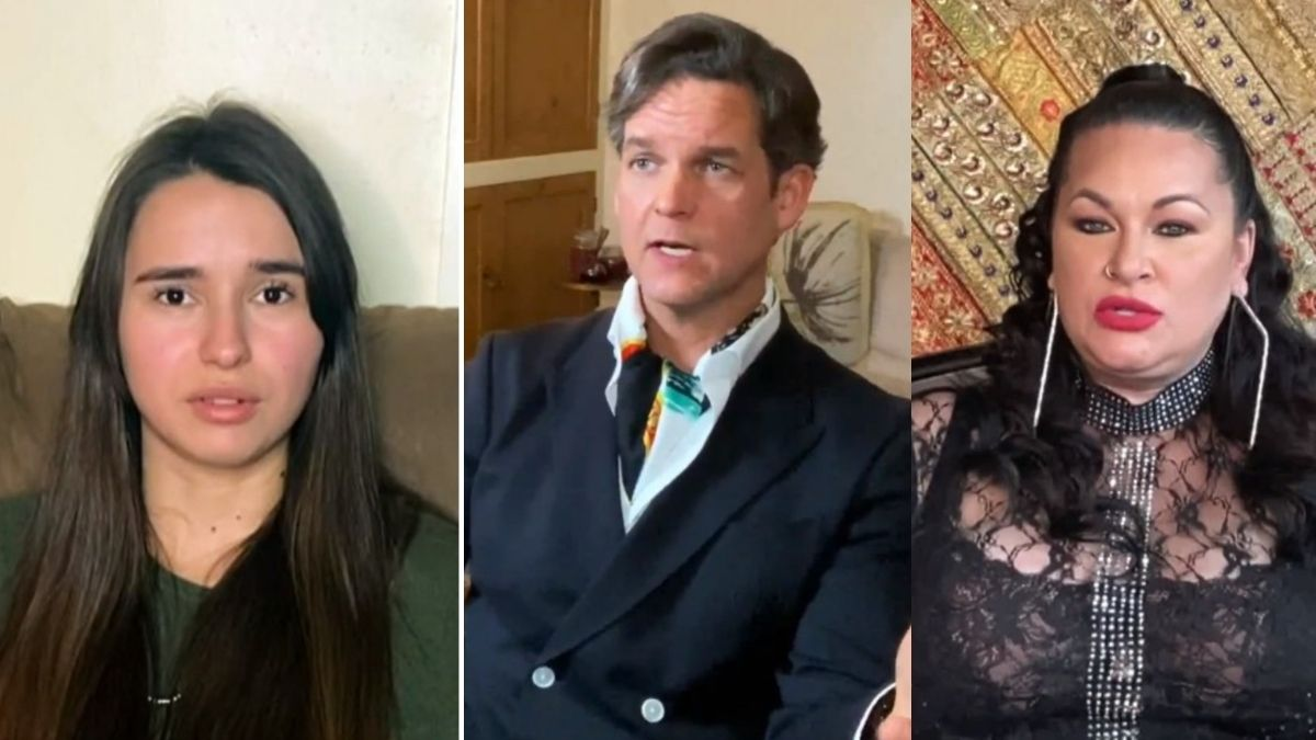 Olga, Tom and Molly