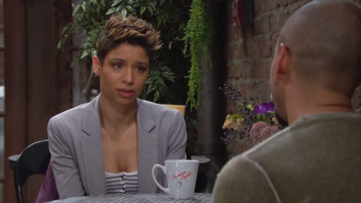 Is Brytni Sarpy leaving Y&R as Elena?