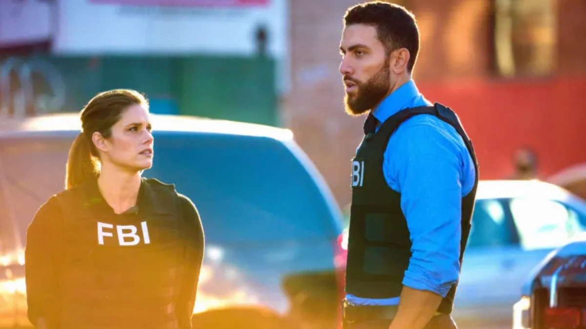 Missy Peregrym and 'OA' Zidan on FBI.