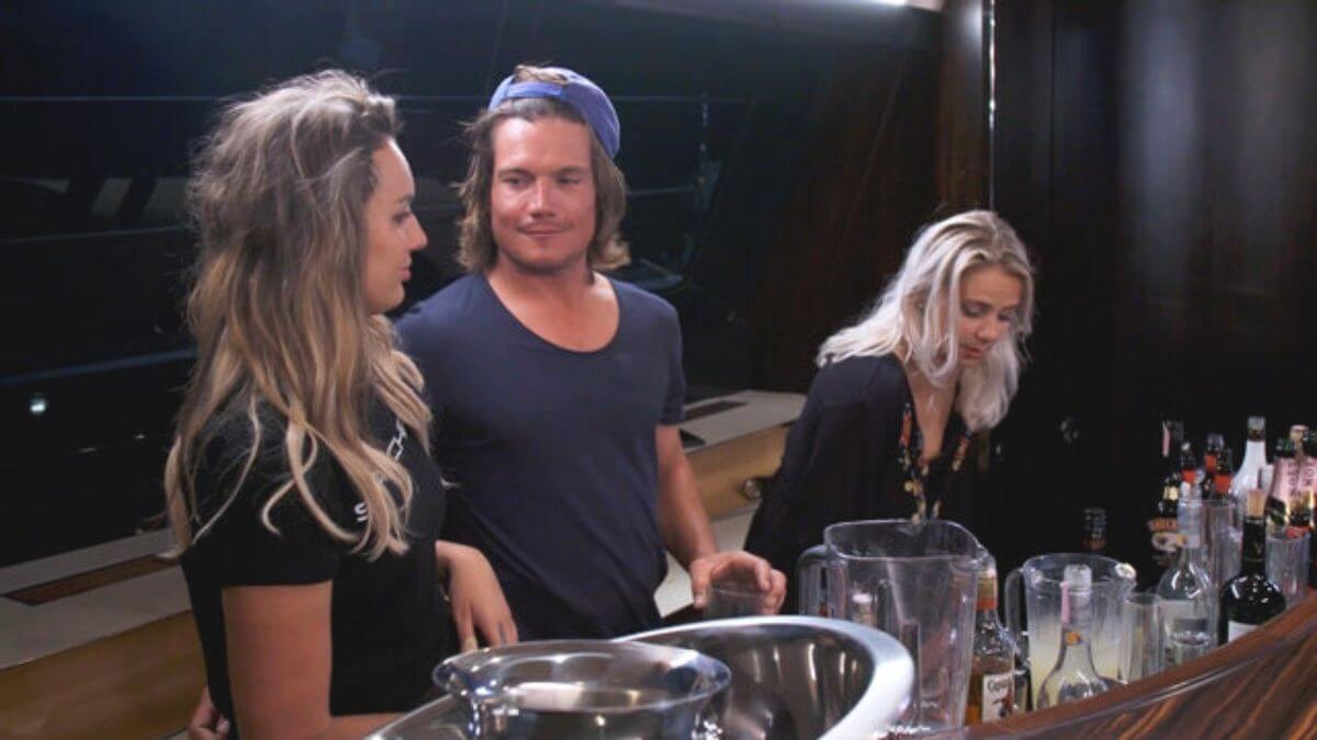 Gary King has apologized to Alli Dore after his disgusting Below Deck Sailing Yacht behavior.