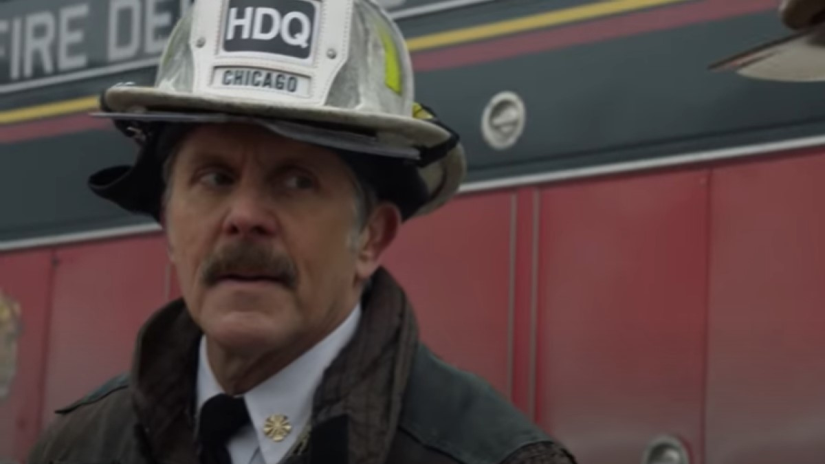 Grissom On Chicago Fire