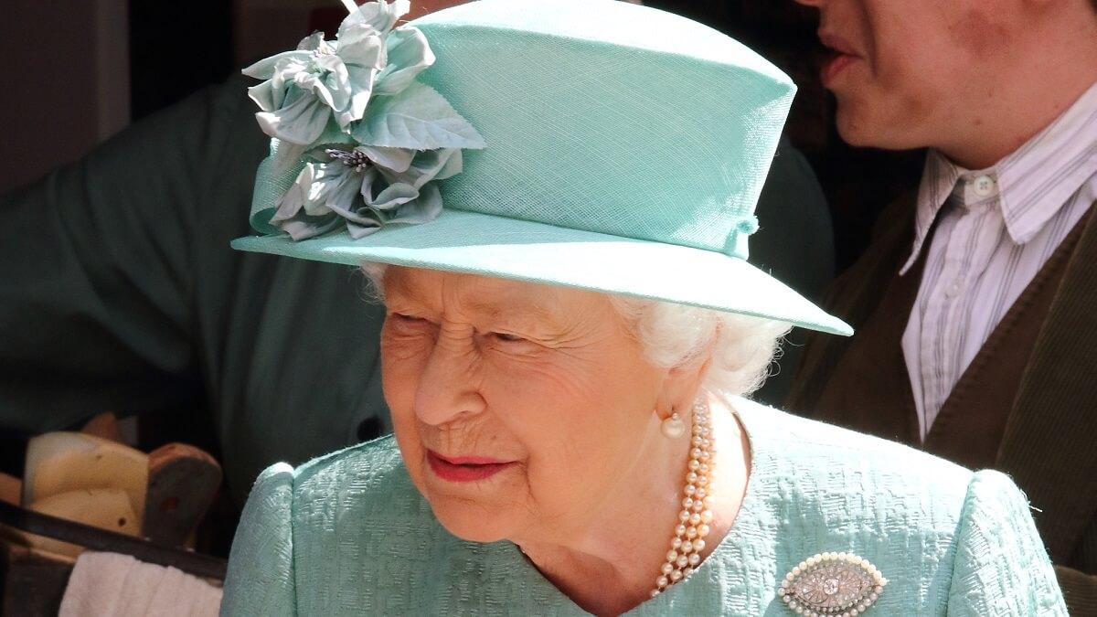 Queen Elizabeth a royal event