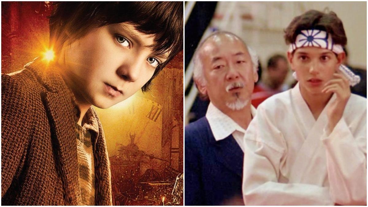 Hugo and Karate Kid on Netflix