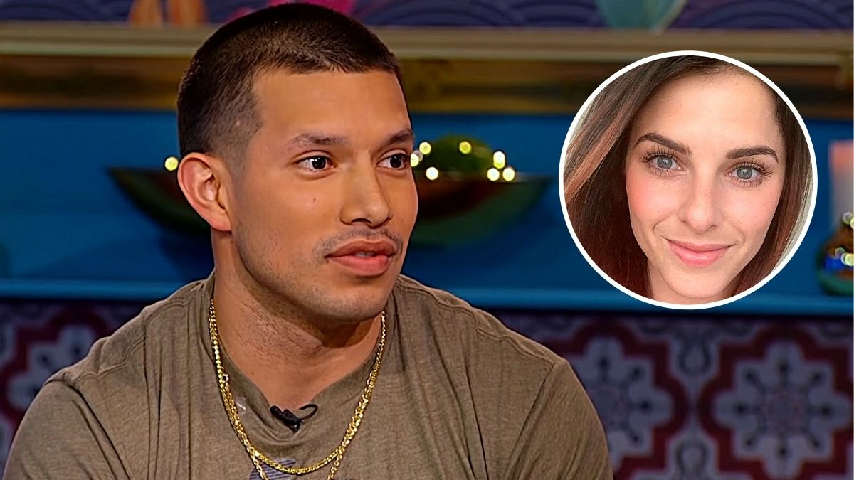 Javi Marroquin formerly of Teen Mom 2 and Lauren Comeau