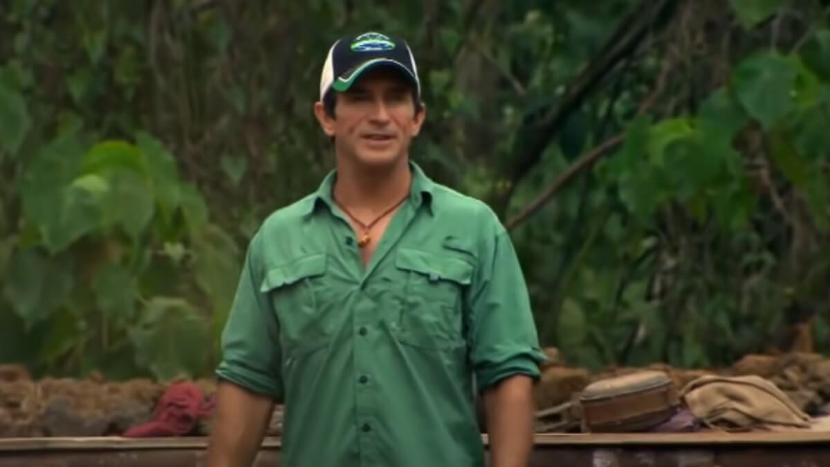 Jeff Probst Hosting Survivor
