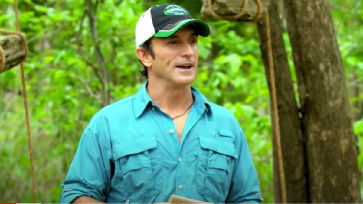 Jeff Probst Survivor Reward Challenge