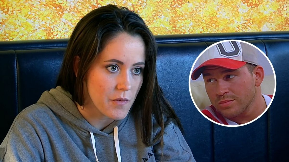 Jenelle Evans and Nathan Griffith formerly of Teen Mom 2