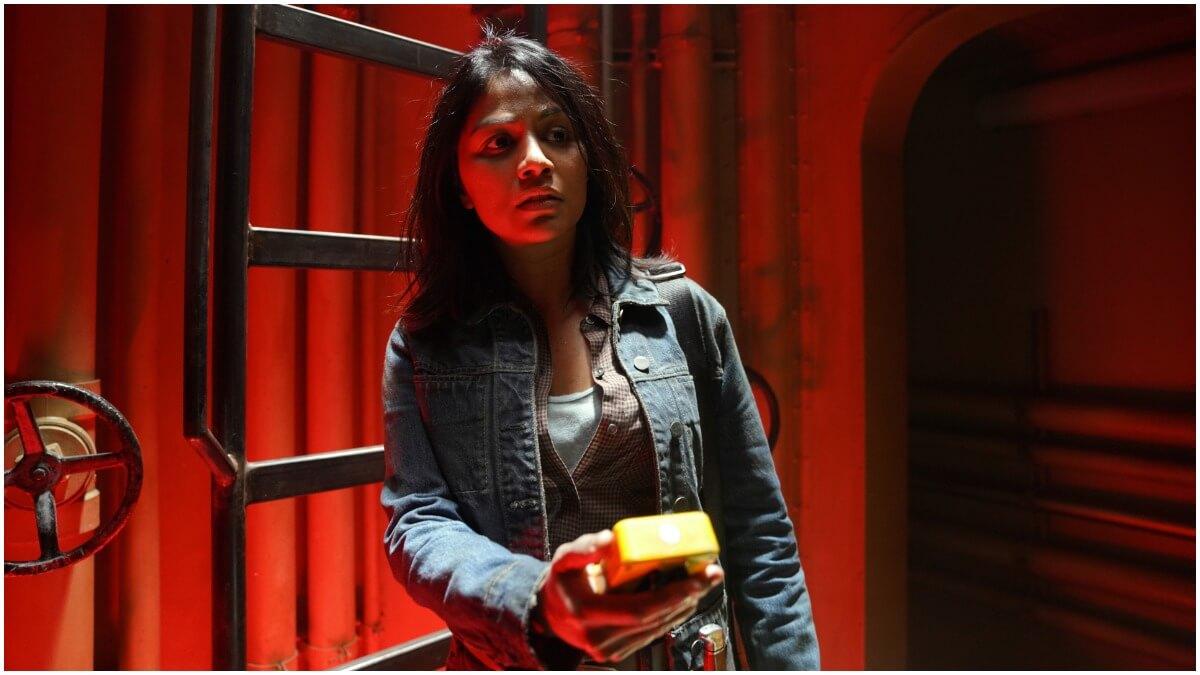 Karen David stars as Grace, as seen in Episode 15 of AMC's Fear the Walking Dead Season 6