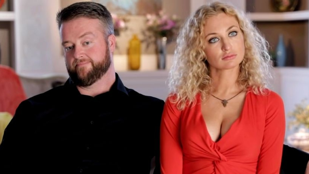 Mike and Natalie are not seeing eye to eye in a confessional.