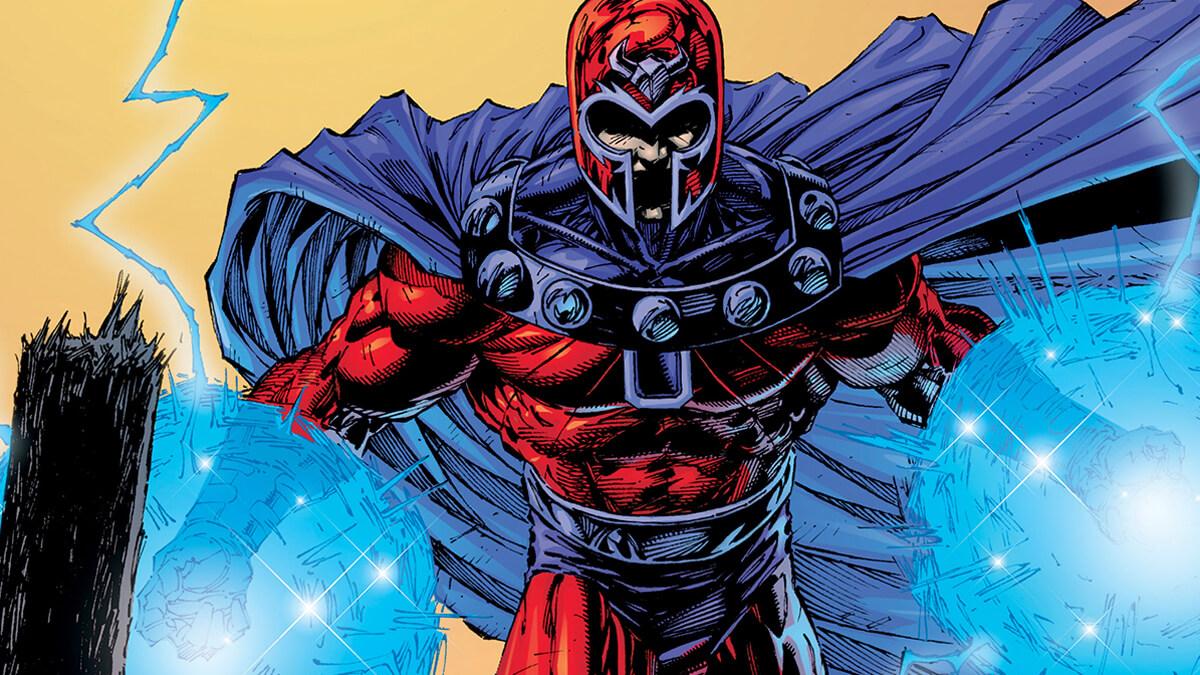 Magneto in the X-Men