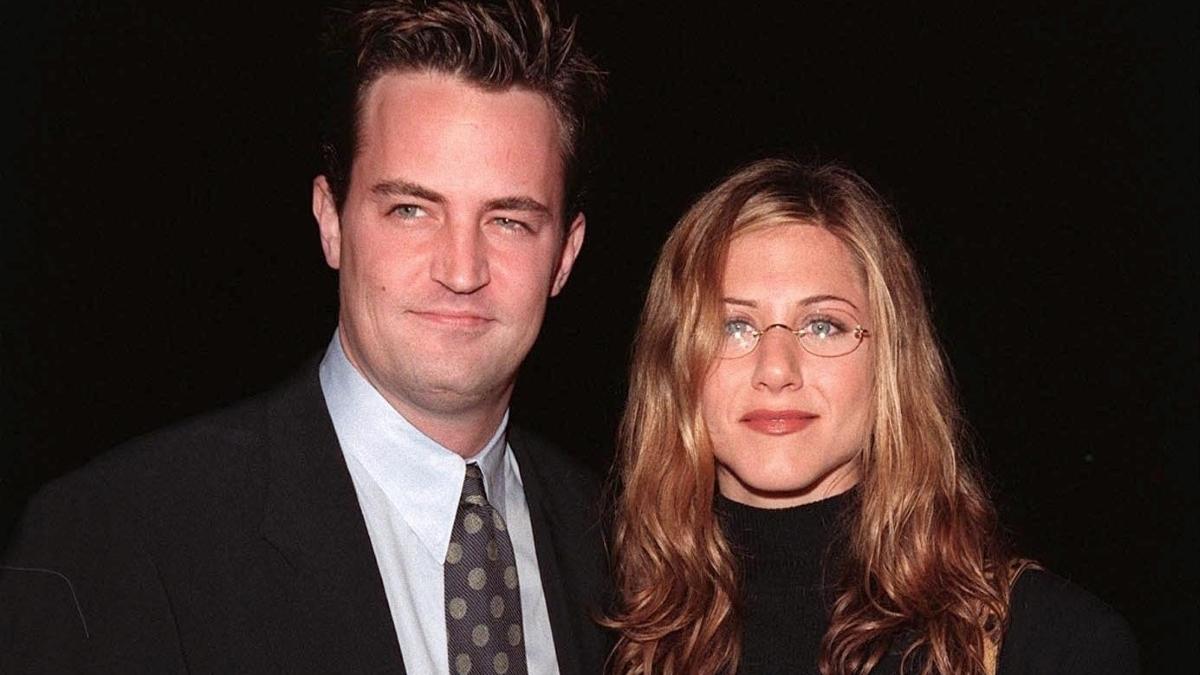 Matthew Perry Jennifer Aniston
