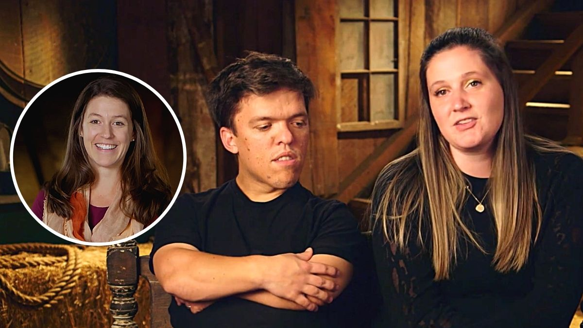 Molly Zach and Tori Roloff of LPBW