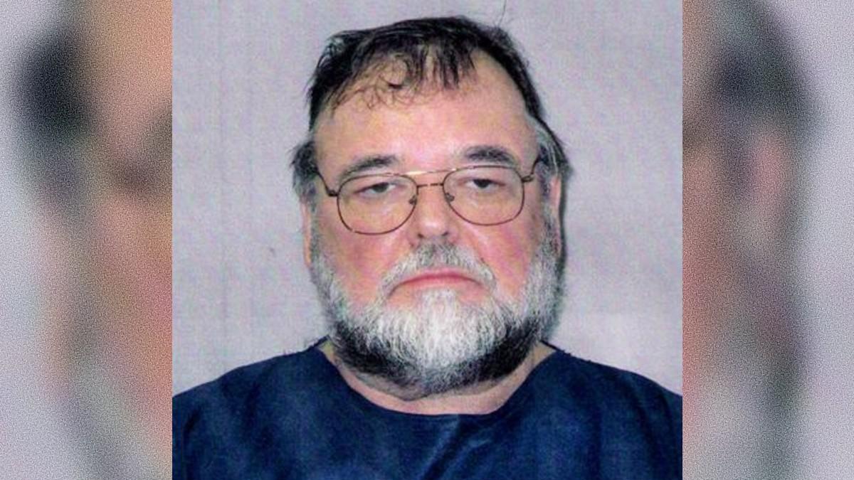 Mugshot of Charles Richter