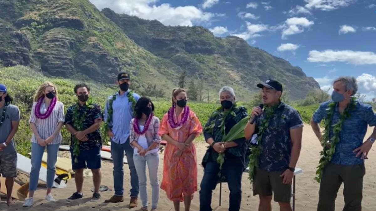 NCIS Hawaii Cast