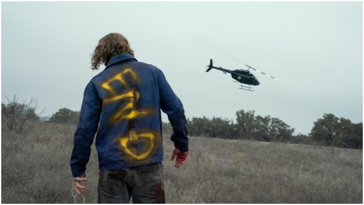 Nick Stahl stars as Riley, as seen in Episode 16 of AMC's Fear the Walking Dead Season 6
