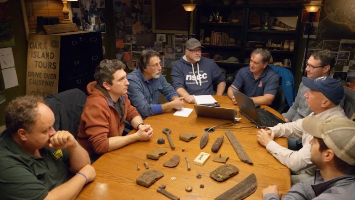 Oak Island team plots their next move