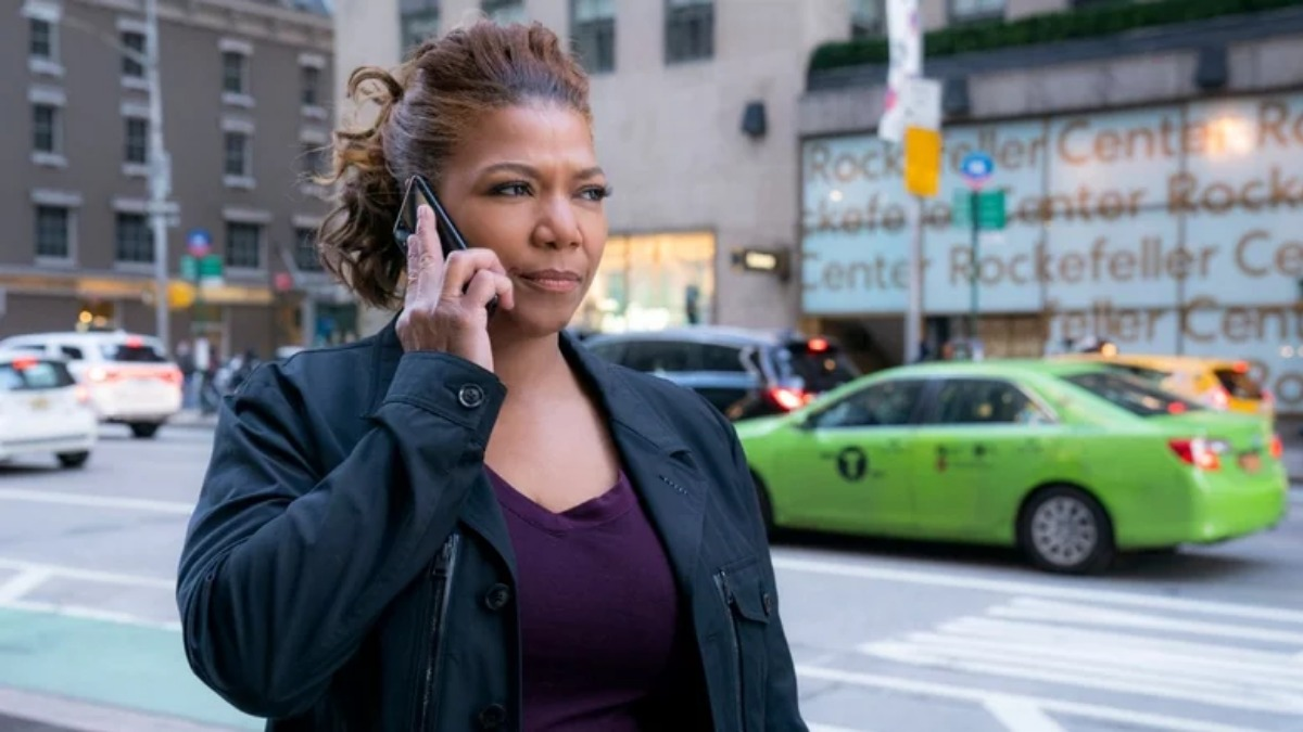 Queen Latifa in The Equalizer.