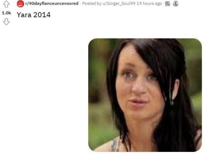 Reddit thread about Yara