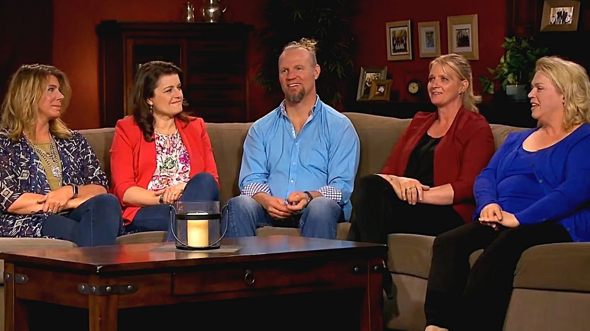 Sister Wives cast