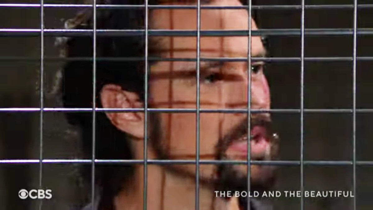 Matthew Atkinson as Thomas on The Bold and the Beautiful.