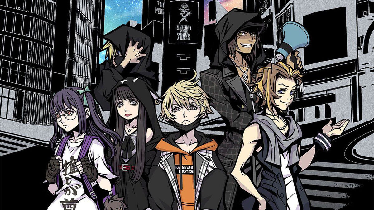 Neo: The World Ends With You anime