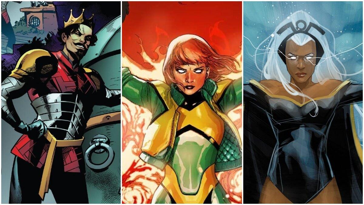 The X-Men's omega level mutants