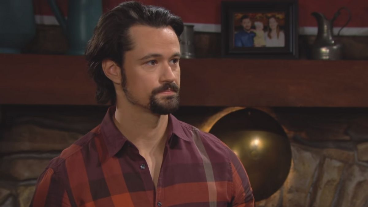 The Bold and the Beautiful spoilers reveal Thomas ends up in danger.