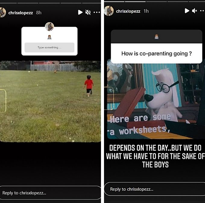 Chris Lopez on Instagram