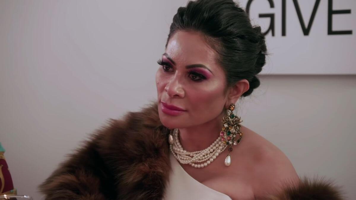 Jen Shah on RHOSLC