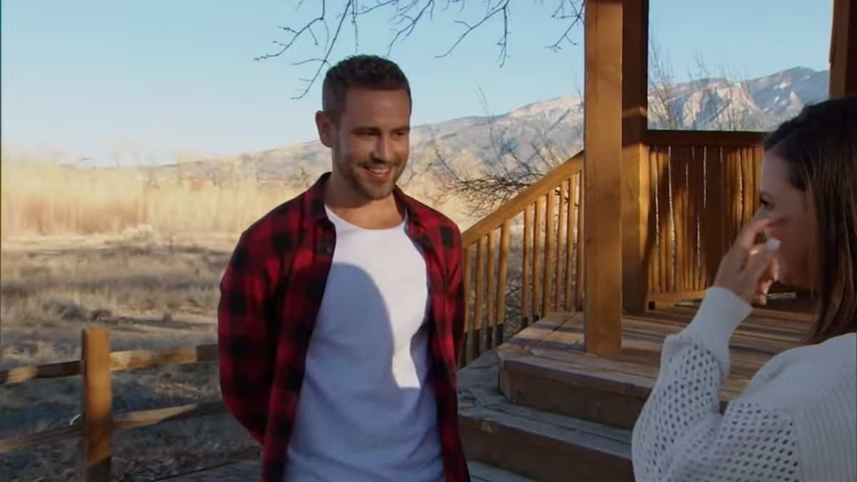 Nick Viall shows up to help Katie Thurston on The Bachelorette