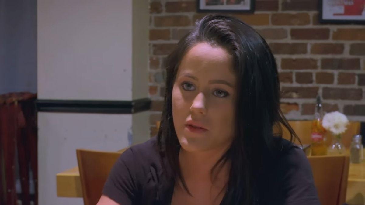 Jenelle Evans on Teen Mom 2