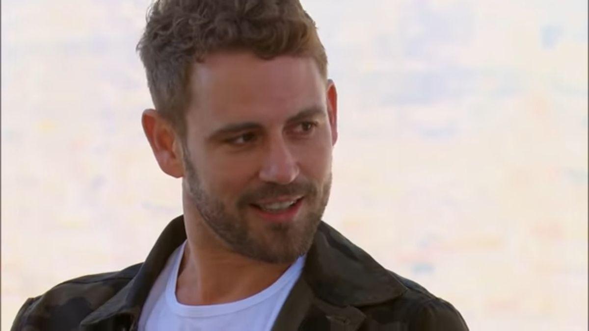 Nick Viall on The Bachelorette