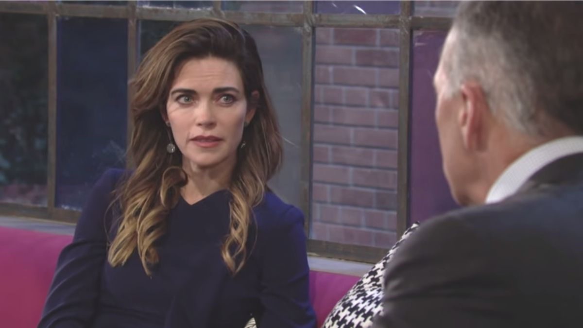 The Young and the Restless spoilers tease Ashland and Victoria grow closer.