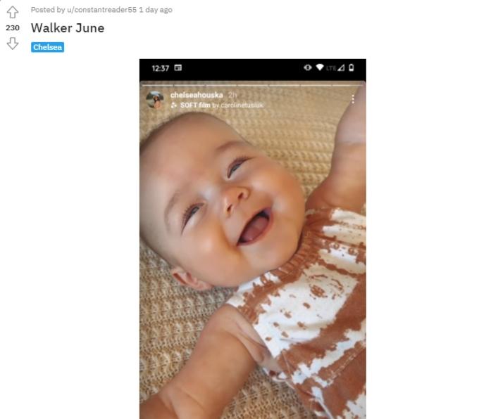 Chelsea Houska formerly of Teen Mom 2 on Reddit