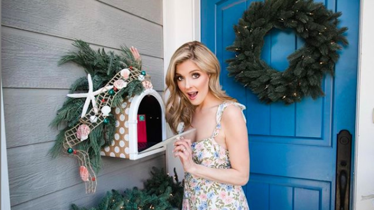 Hallmark star Jen Lilley will be hosting a virtual online event called Camp Christmas in July.