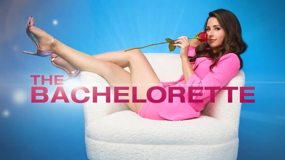 Katie Thurston is The Bachelorette