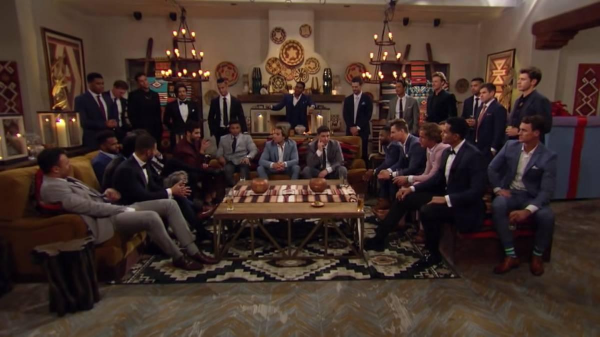 Contestants on Katie Thurston's season of The Bachelorette