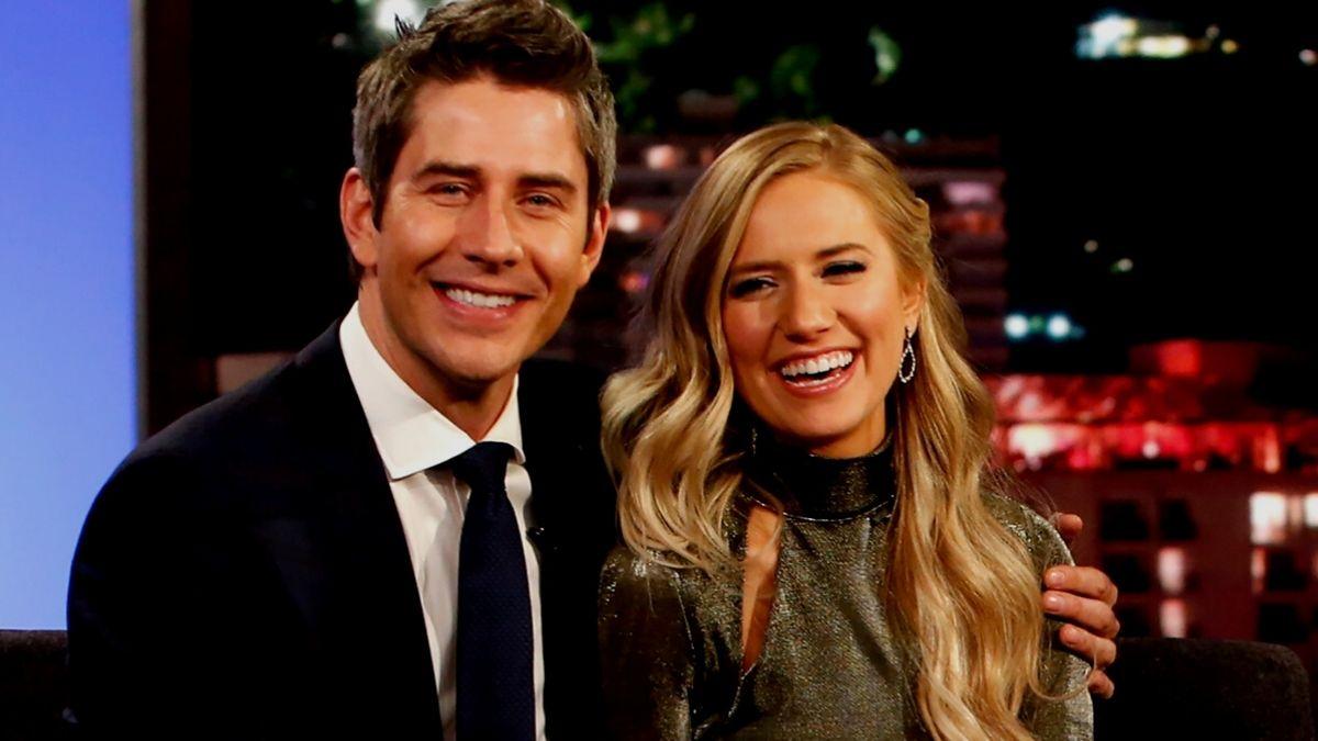 The Bachelor alums Lauren Burnham and Arie Luyendyk Jr welcome twins. -