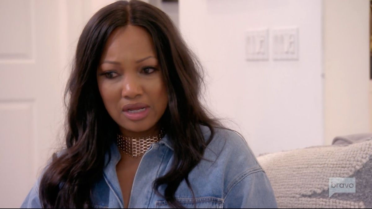 RHOBH star Garcelle Beauvais tears up during session with her dating coach