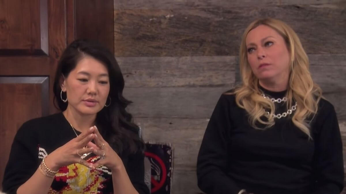 RHOBH newbie Crystal Minkoff says Sutton Stracke is ridiculous