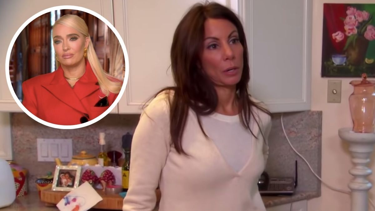 RHONJ alum Danielle Staub is calling out Bravo after appearing on Hulu documentary about RHOBH star Erika Jayne