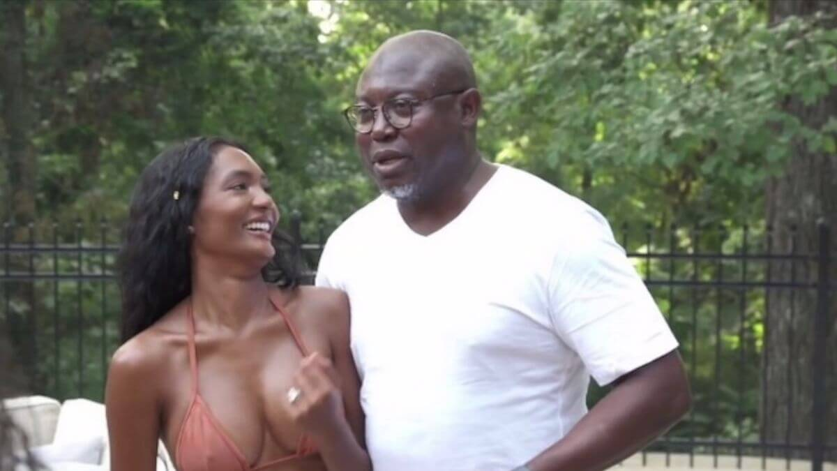Porsha Williams' fiance SImon Guobadia accuses Falynn of cheating on him