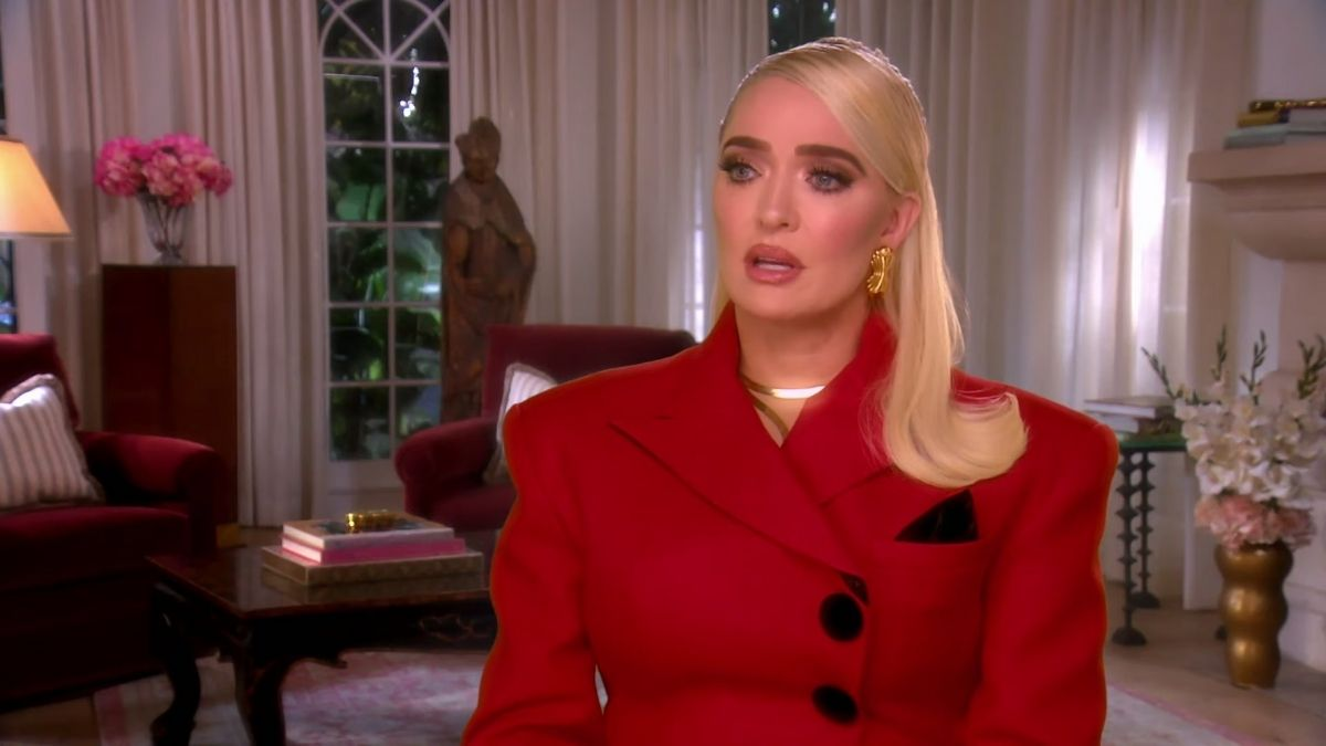 RHOBH viewers lash out at Erika Jayne after she talks about her divorce from Tom Girardi