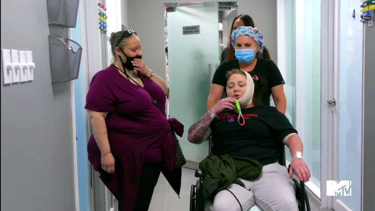 Teen Mom 2 fans have a lot to say about Jade Cline's mom Christy after latest episode