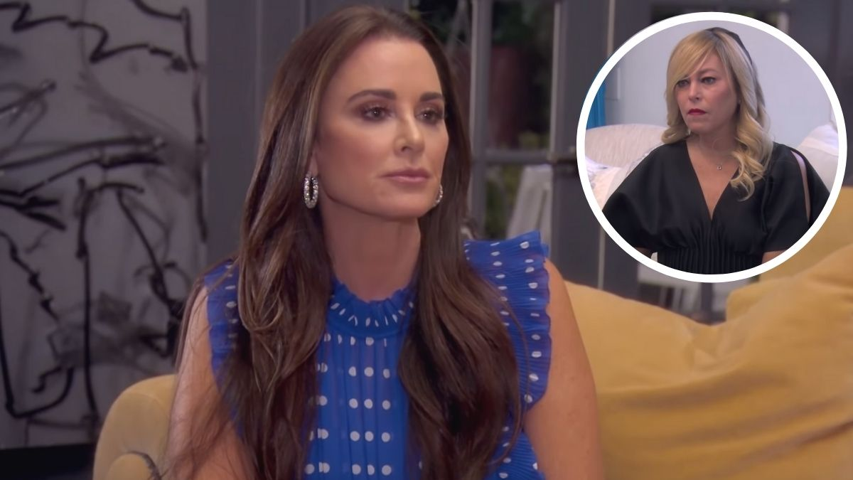 RHOBH star Kyle Richards claps back at Twitter user who called her tacky