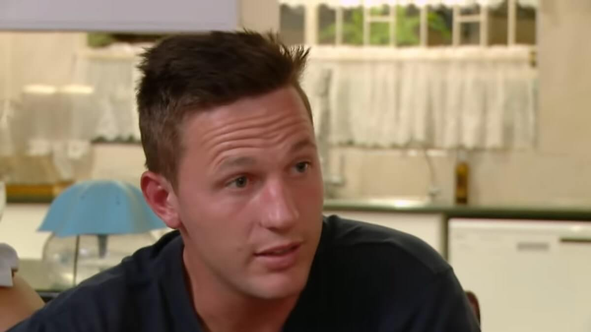 90 Day Fiance: Happily Ever After? star Ronald Smith.