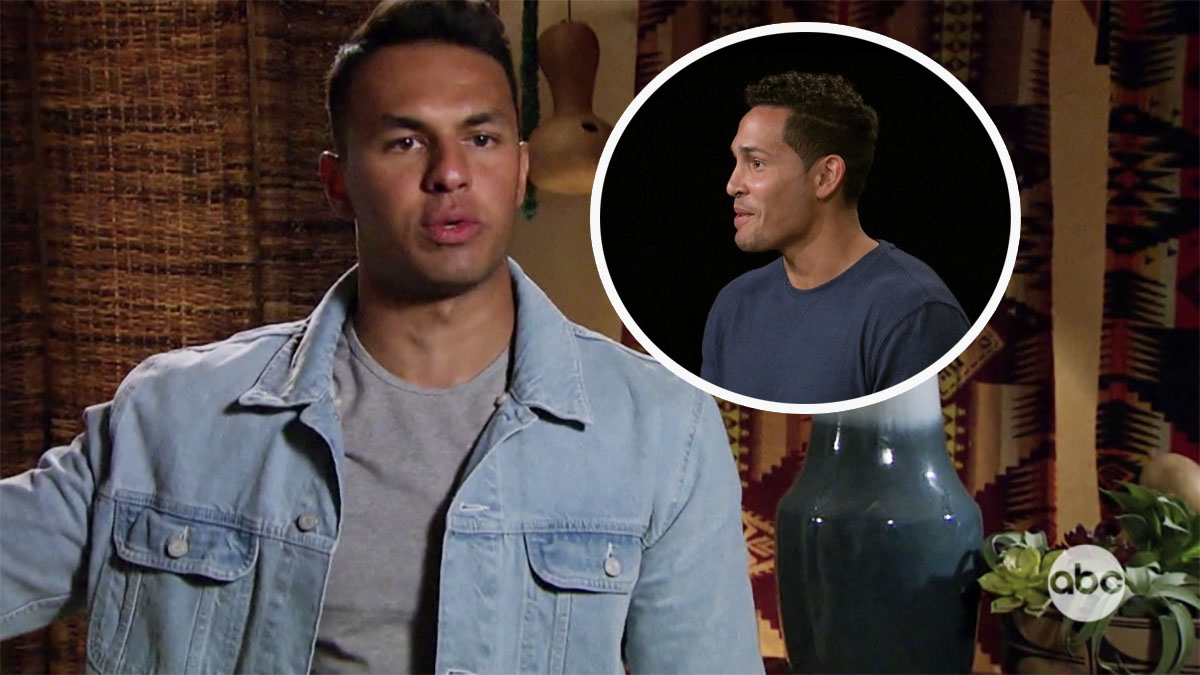 Aaron calls out Thomas on The Bachelorette